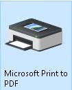 Pdf принтер для windows 10